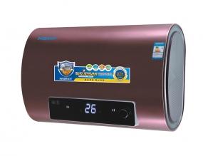 阐述储水式电热水器的工作原理